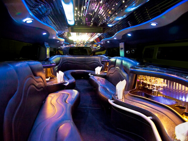 Limo Tour Hummer Madrid