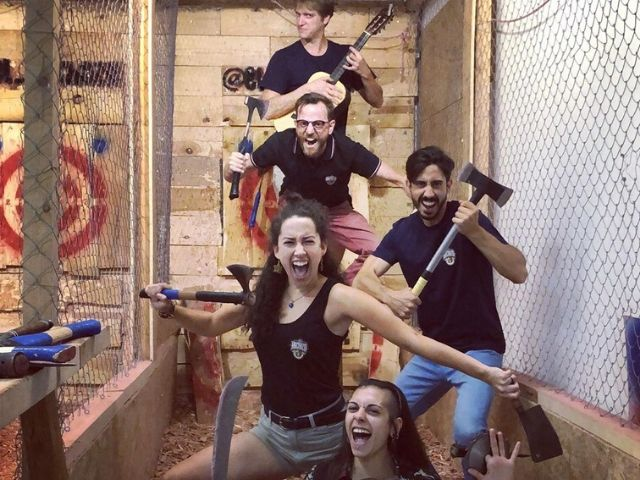 Axe Throwing Madrid (1)