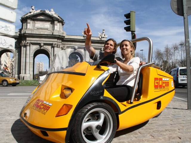 Go Car Tours Madrid